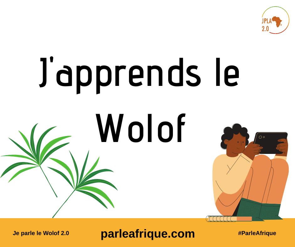 Je parle le Wolof 2.0