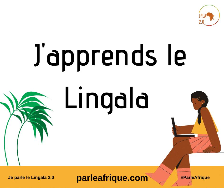 Je parle le Lingala 2.0