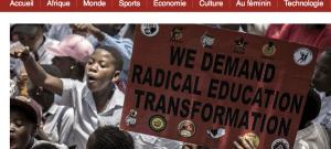 BBC – Les langues étrangères étouffent-elles la diffusion du savoir en Afrique?