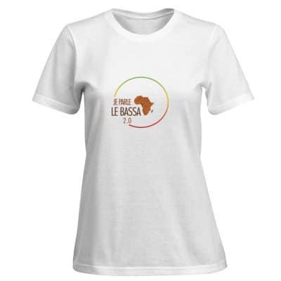 Tee-Shirt Grand Logo JPLB - Femme