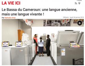 Le Bassa du Cameroun: une langue ancienne, mais une langue vivante !