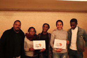 """Lancement officiel """"Je parle l'Afrique 2.0"""" – 12/2018"""