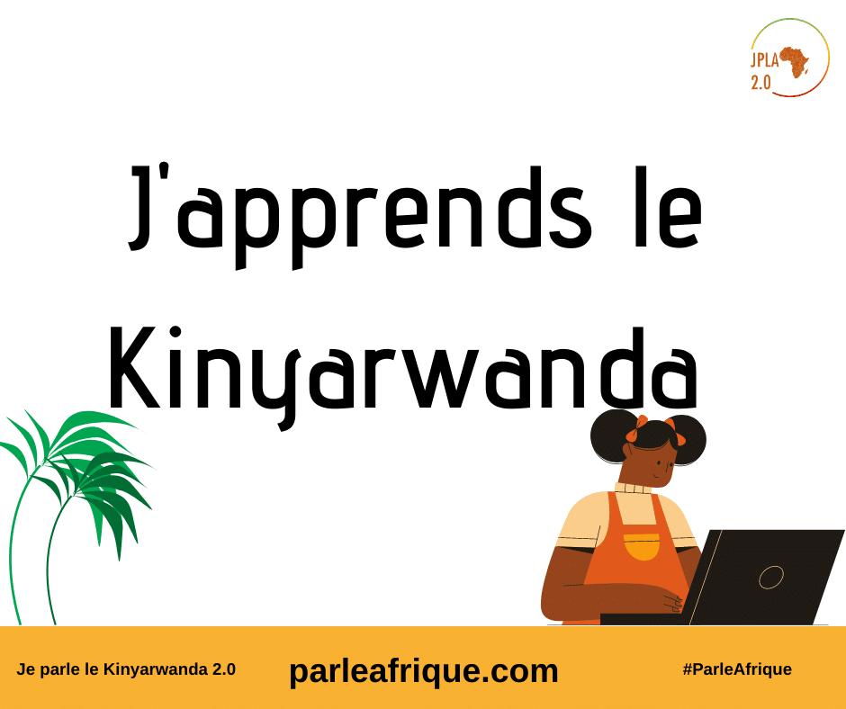 Je parle le Kinyarwanda 2.0