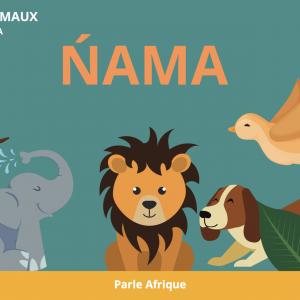 ŃAMA : les animaux en Douala