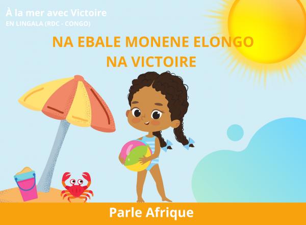 livres enfants lingala parle Afrique
