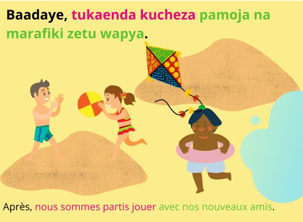 livre swahili langues africaines parle Afrique